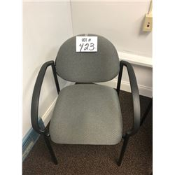BUNDLE LOT: Office Reception Chairs (2)