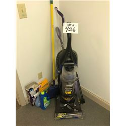 Ureka 12 Amp Air Speed Sweeper, Broom, Cleaning Supplies