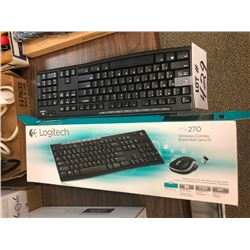 NEW Logitech Keyboard