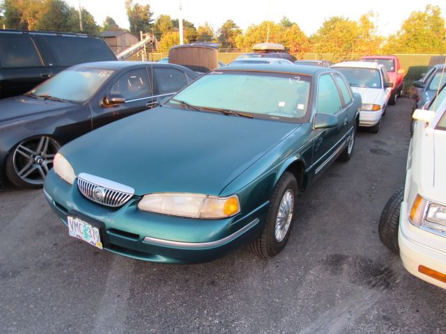 1996 mercury cougar speeds auto auctions 1996 mercury cougar