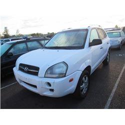 2008 Hyundai Tucson