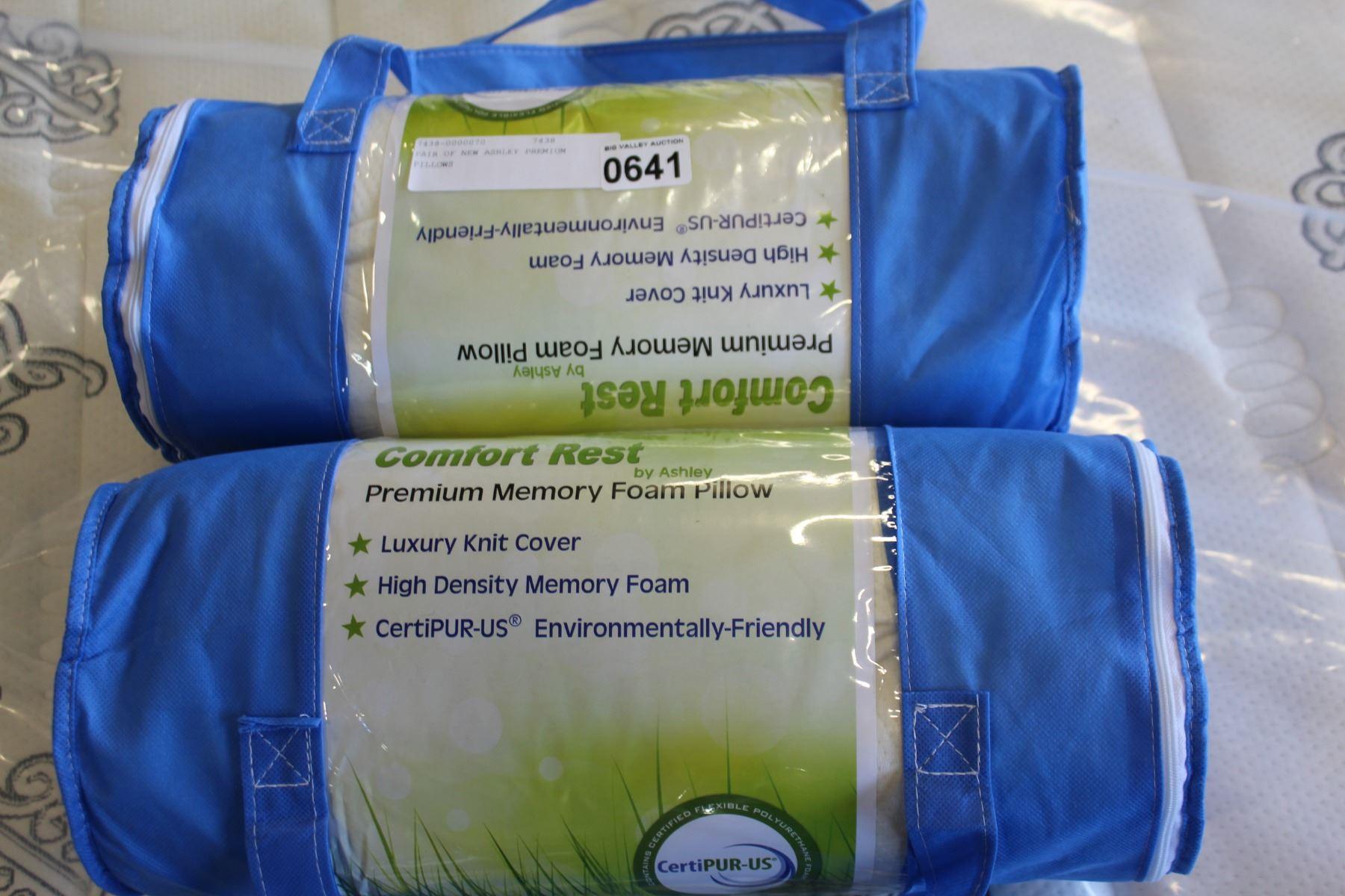 Comfort Rest by Ashley Premium Memory Foam Pillow
