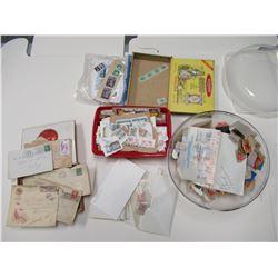 Stamps - used vintage