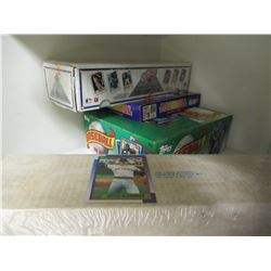90s Baseball Cards, sealed