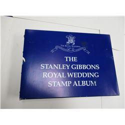 The Stanley Gibbons Royal Wedding Stamp Album