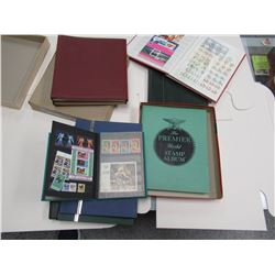 Pile of (mostly) Unused Quality Stamp Albums