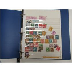 American Stamp Collection
