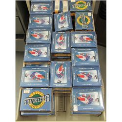 50 boxes of Ultimate Hockey Sports Cards, 1991 Premiere Edition