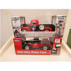 Liberty Classics Trucks, 2 Diecast