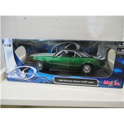 Maisto 1968 Chevrolet Camaro Z/28 Coupe