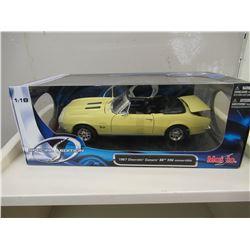 Maisto 1967 Chevrolet Camaro SS 396 Coupe