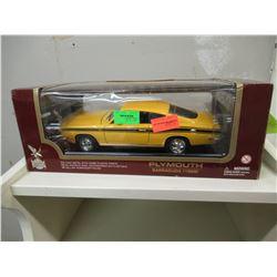 Road Legends Plymouth Barracuda 1969