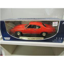 Motor Max 1969 Pontiac GTO Judge