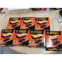 Hot Wheels 2004 Car-A-Day Calendars