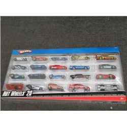 Hot Wheels 20 Gift Pack 2009