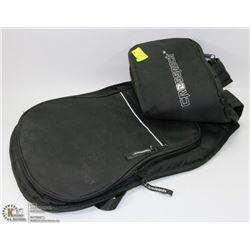 CROSS ROCK BLACK PADDED GUITAR BAG