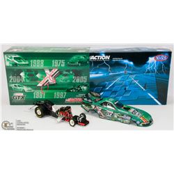 37) JOHN FORCE ACTION DIE CAST 2005 MUSTANG