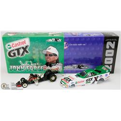 15) JOHN FORCE ACTION DIE CAST 2002 MUSTANG