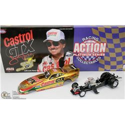 43) JOHN FORCE ACTION DIE CAST 1998 MUSTANG 7 TIME