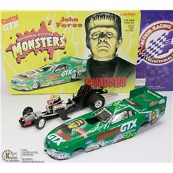 24) JOHN FORCE ACTION DIE CAST 2000 MUSTANG