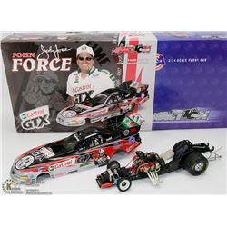 31) JOHN FORCE ACTION DIE CAST 2002 MUSTANG