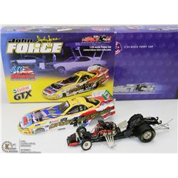 32) JOHN FORCE ACTION DIE CAST 2002 MUSTANG-40TH