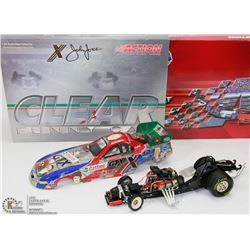 21) JOHN FORCE ACTION DIE CAST 2003 KING OF THE