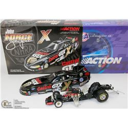 18) JOHN FORCE ACTION DIE CAST 2001 MUSTANG