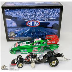8) JOHN FORCE ACTION DIE CAST 2008 MUSTANG