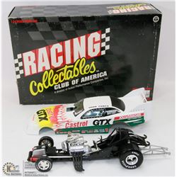 26) JOHN FORCE ACTION DIE CAST 1994 OLDSMOBILE