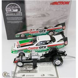 17) JOHN FORCE ACTION DIE CAST 1990 OLDSMOBILE