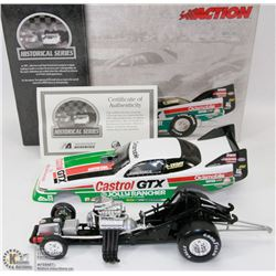36) JOHN FORCE ACTION DIE CAST 1991 OLDSMOBILE