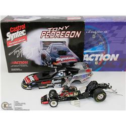 48) TONY PEDREGON ACTION DIE CAST 2001 MUSTANG
