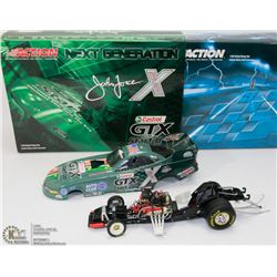 11) JOHN FORCE ACTION DIE CAST 2005 MUSTANG