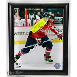 101) ALEXANDER OVECHKIN FRAMED CAPITALS PICTURE