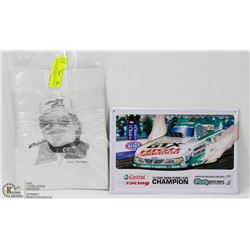89) JOHN FORCE BLACK AND WHITE PICTURE AND LIMITED