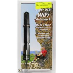 SUPER USB WIFI ANTENNA #3