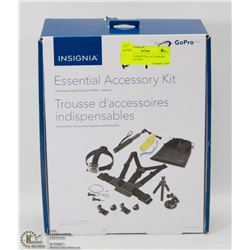 INSIGNIA ESSENTIAL ACCESSORY KIT FOR GO PRO