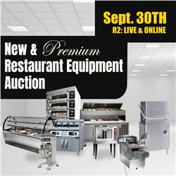 WELCOME TO KASTNERS RESTAURANT SALE