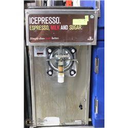 ICED CAPP MACHINE