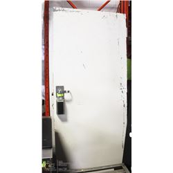 WARNOCK HERSEY LISTED FIRE DOOR 1.5 HR RATING