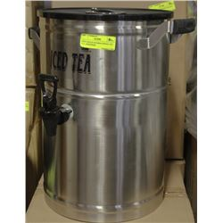 ICE TEA DISPENSER 3 GALLON