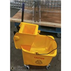 JOHNSON ROSE MOP BUCKET & RINGER