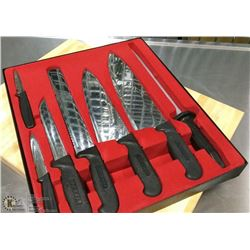 NELLA 7 PIECE KNIFE SET