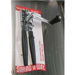 SWING-A-WAY EASY CRANK CAN OPENER