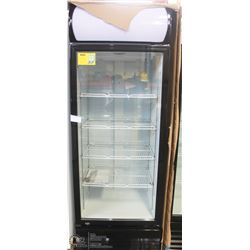 NEW SINGLE HINGED DOOR 460L UPRIGHT COOLER