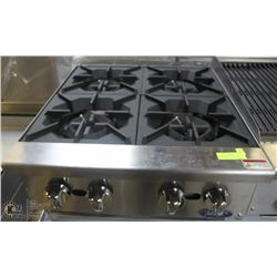 ME#03, MRE) HEAVY DUTY COUNTER TOP HOT PLATE