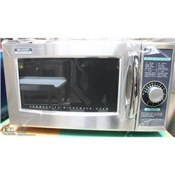 SHARP COMMERCIAL MICROWAVE R-21CFS