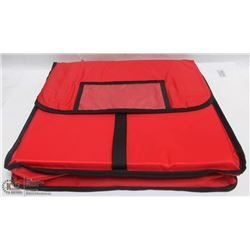 "ME#12) INSULATED PIZZA BAG 18""X18"""