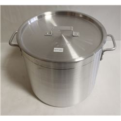 NEW ICB STAINLESS STEEL POT 24 QUART WITH LID